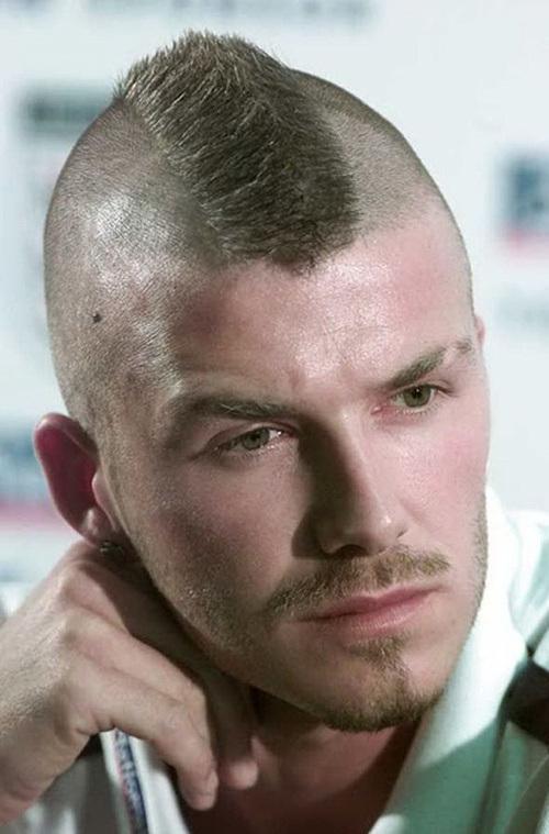 David Beckham's Hair